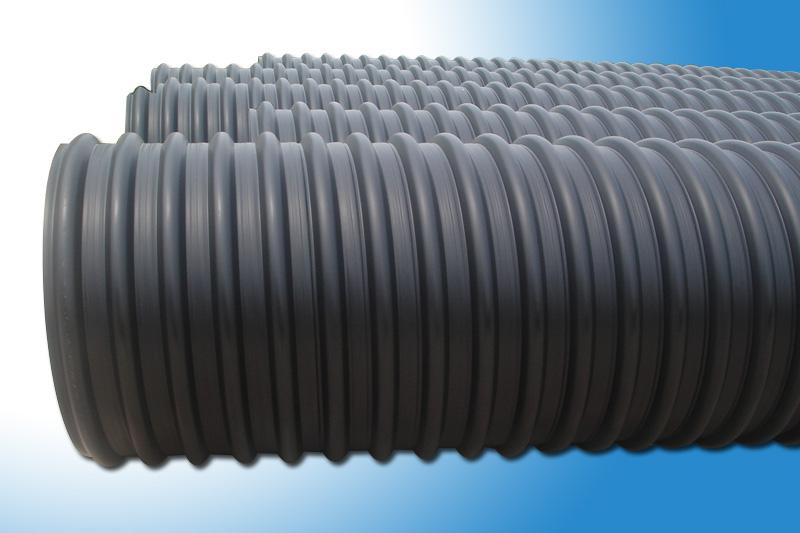 DN800钢带增强聚乙烯螺旋波纹管产品图片
