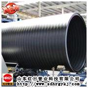 山东临沂有专业生产HDPE双平壁钢塑复合排水管的吗
